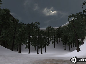 Unity Snow Camp